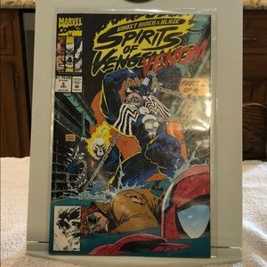 Marvel comics #5 Spirits of Venom part 2